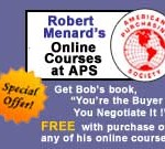 online training in purchasing, negotiation, and sales