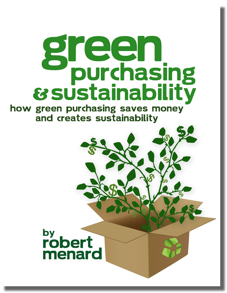 green purchasing Sustainable procurement is a spending and investment process typically associated with public policy, although it is equally applicable to the private sector this is a sufficiently influential issue that environment-centric procurement (green procurement.